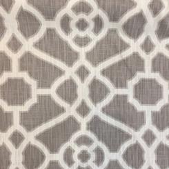 1 3/4 Yards Geometric  Print  Fabric