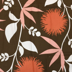 3 Yards Floral  Print  Fabric