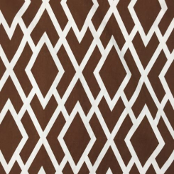 2 3/4 Yards Geometric  Print  Fabric