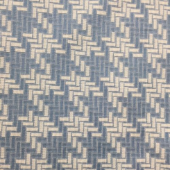 3 Yards Geometric Plaid/Check  Woven  Fabric