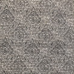 3 Yards Abstract Diamond  Woven  Fabric