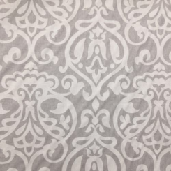 4 1/2 Yards Damask  Print  Fabric
