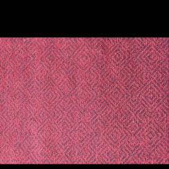 1 1/2 Yards Diamond Geometric  Woven  Fabric