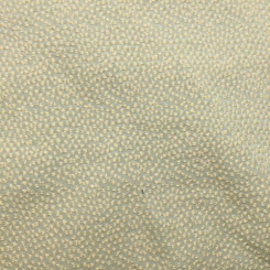 6 1/2 Yards Polka Dots  Woven  Fabric