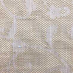7 3/4 Yards Floral  Embroidered Woven  Fabric