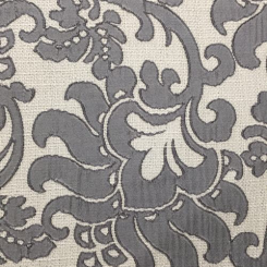 3 Yards Damask  Woven  Fabric