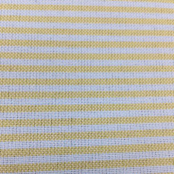 6 Yards Stripe  Canvas/Twill  Fabric