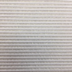 6 1/4 Yards Stripe  Ribbed  Fabric