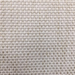 2 3/4 Yards Solid  Basket Weave  Fabric