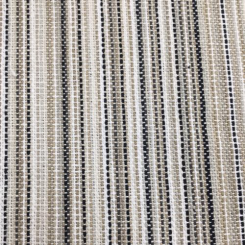 2 3/4 Yards Stripe  Woven  Fabric