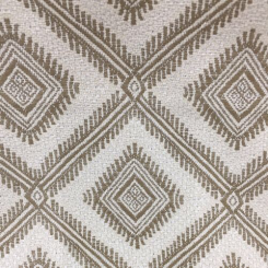9 1/4 Yards Diamond  Outdoor  Fabric