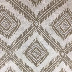 9 1/4 Yards Diamond  Outdoor  Fabric
