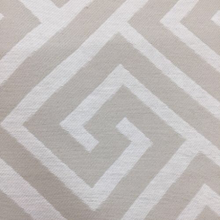 2 Yards Geometric  Woven  Fabric