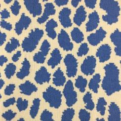 6 3/4 Yards Animal Stripe  Outdoor  Fabric