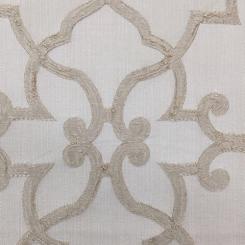5 1/2 Yards Damask  Ribbed  Fabric