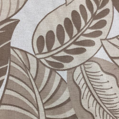 4 1/2 Yards Floral Nature  Woven  Fabric