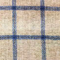 3 Yards Plaid/Check  Chenille  Fabric