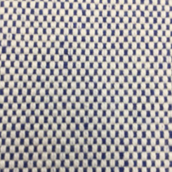 1 1/2 Yards Polka Dots  Tweed  Fabric