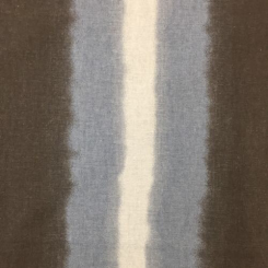4 1/4 Yards Stripe  Canvas/Twill  Fabric