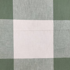 2 3/4 Yards Plaid/Check  Woven  Fabric