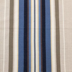 7 Yards Stripe  Ribbed  Fabric