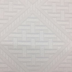 1 1/2 Yards Diamond  Matelasse  Fabric