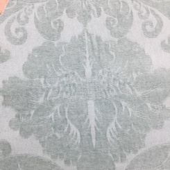 7 Yards Damask  Chenille  Fabric