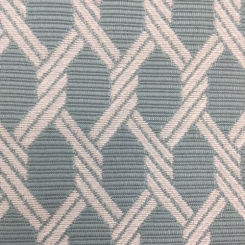 4 1/4 Yards Diamond Geometric  Woven  Fabric