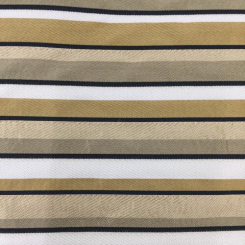2 Yards Stripe  Satin  Fabric