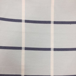 6 3/4 Yards Plaid/Check  Woven  Fabric