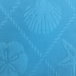 1 Yard Diamond Nature  Matelasse  Fabric