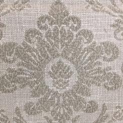 1 Yard Damask  Woven  Fabric