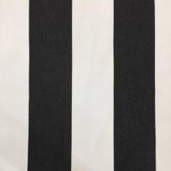 1 1/4 Yards Stripe  Canvas/Twill  Fabric