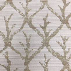3 Yards Diamond Nature  Woven  Fabric