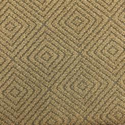 1 Yard Geometric  Woven  Fabric
