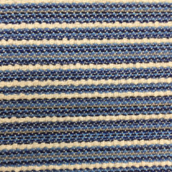 6 1/4 Yards Stripe  Woven  Fabric