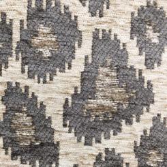 1 Yard Animal  Chenille  Fabric