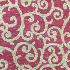 2 1/4 Yards Damask  Woven  Fabric