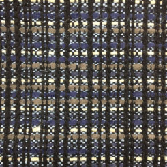 1 1/2 Yards Plaid/Check  Tweed Woven  Fabric