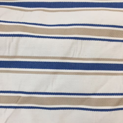 5 1/2 Yards Stripe  Woven  Fabric