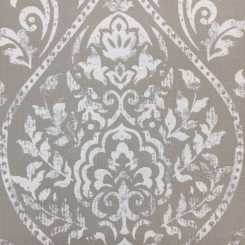 5 Yards Damask  Woven  Fabric