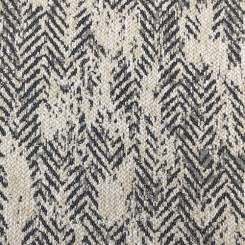 1 1/4 Yards Herringbone  Woven  Fabric