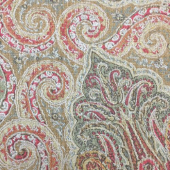 1 Yard Damask  Print  Fabric