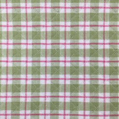 1 Yard Plaid/Check  Woven  Fabric
