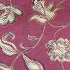 2 Yards Floral Nature  Woven  Fabric