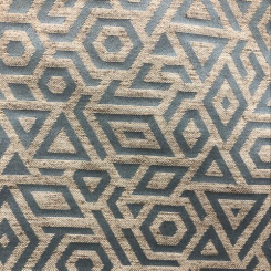 Geometric Fabric (A)