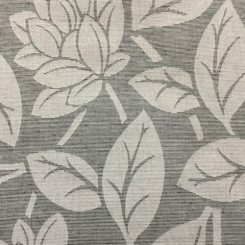 Grey Floral Fabric (S)