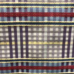 Plaid Fabric (A)