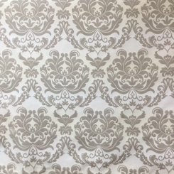 Beautiful Damask 97725/P Linen Warp (LP)