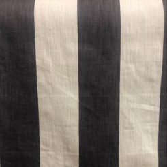Fabricut Swing Stripe Black (A)